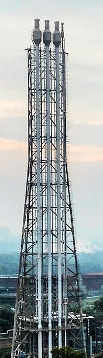Demountable Flares - Airoil Flaregas Pvt  Ltd